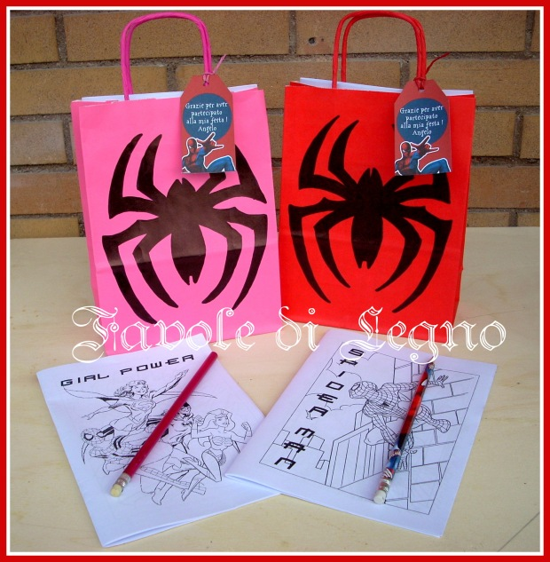 Festa Spiderman (4)